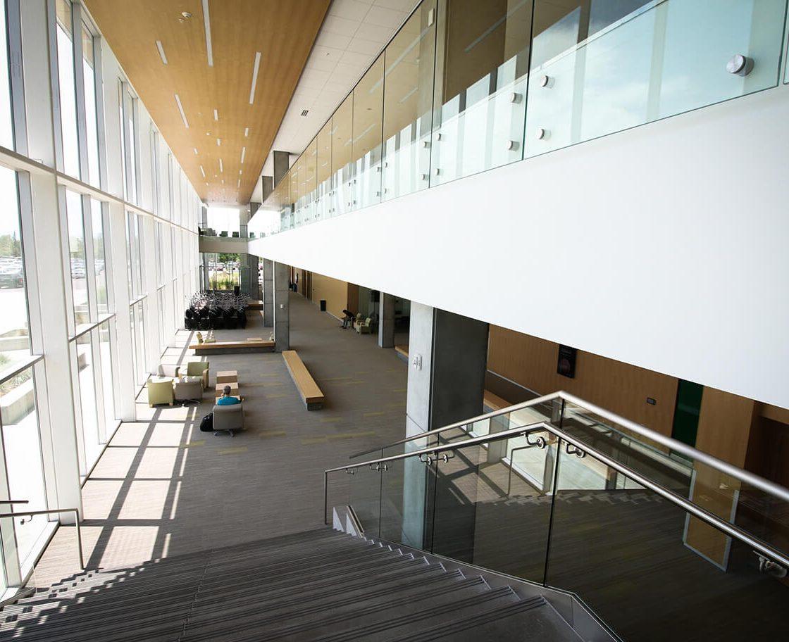 Utah Valley University Rightway Steel